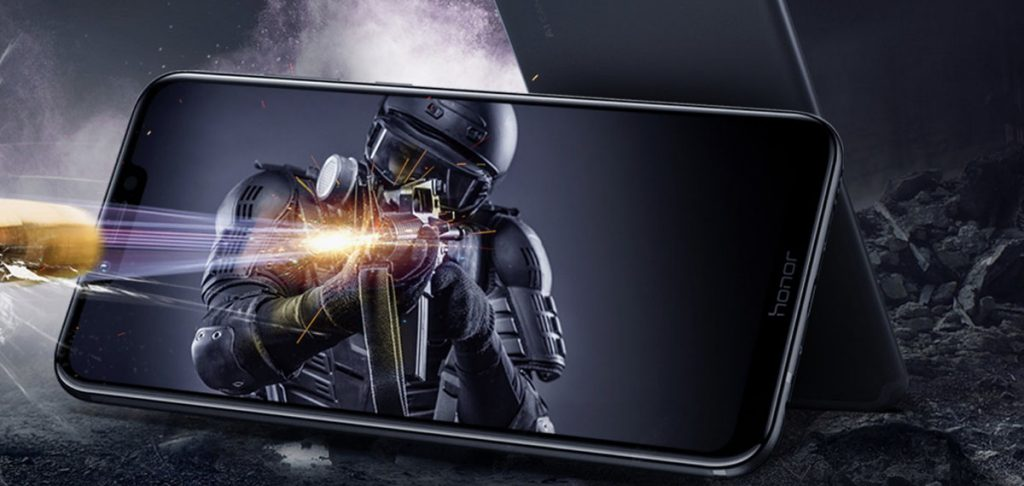 huawei honor play gaming smartphone
