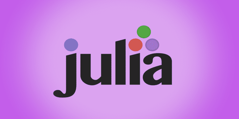 julia programming language