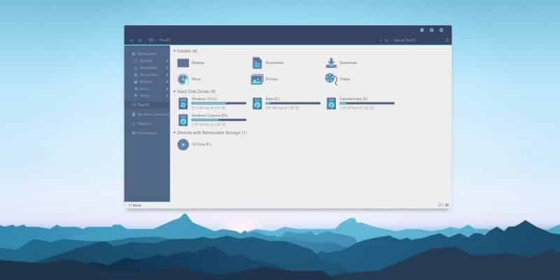 simplify 10 windows 10 theme