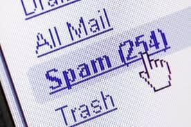 spam email pic