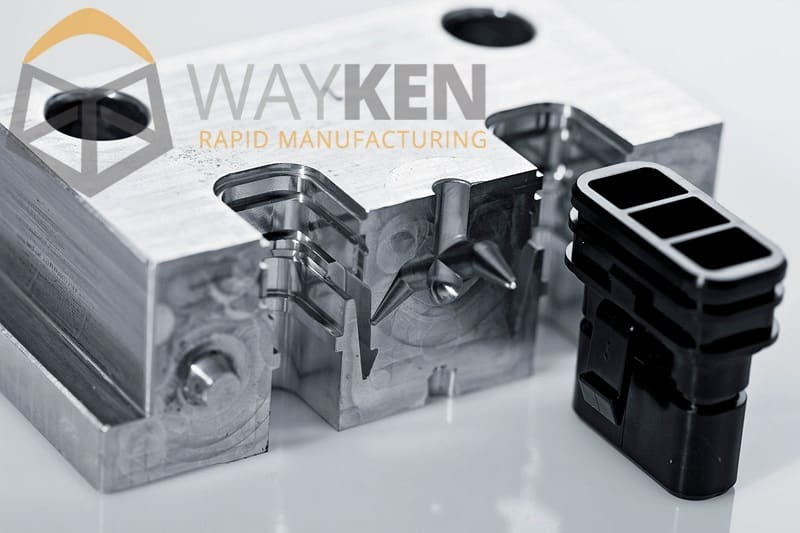 Rapid Injection Molding 5- WayKen Rapid