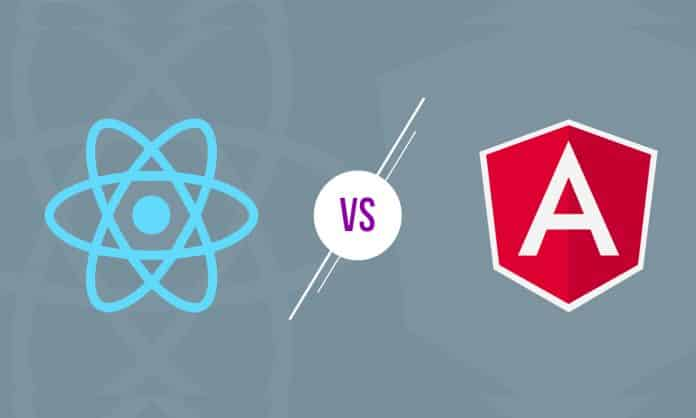 ReactJS vs Angular Framework comparison
