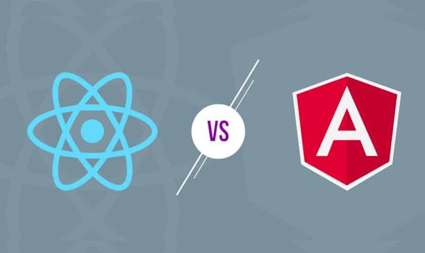 Comparación de ReactJS vs Angular Framework