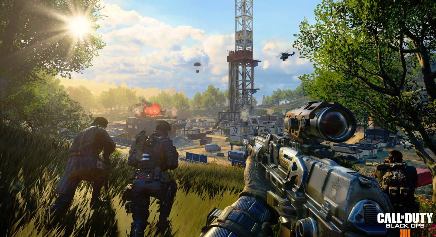 call of duty blackout 4