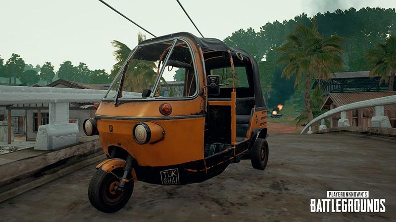 PlayerUnknown's Battlegrounds Will be Getting a New Snow Map Next Week