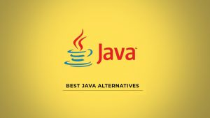 Java programming alternatives