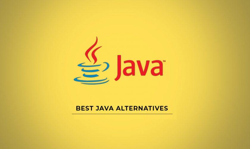 Java programming alternatives