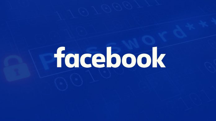 Facebook asking email password