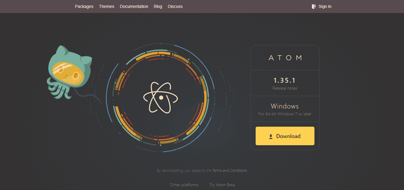 atom ide for c and c++ development