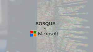 Bosque programming languagebymicrosoft