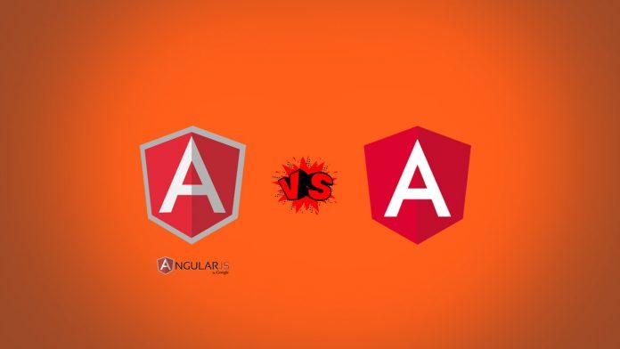 angularJs vs angular