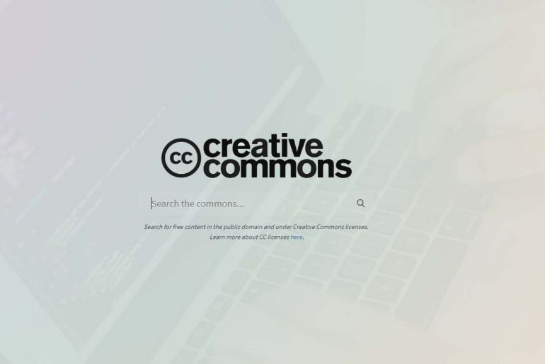 motor de búsqueda común creativo
