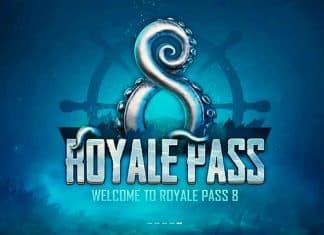 PUBG mobile royale pass season 8