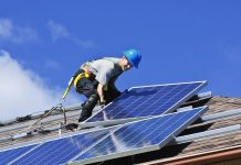 solar energy-compressed