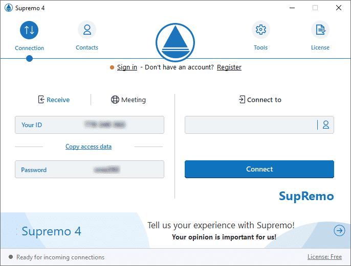 Supremo_interface
