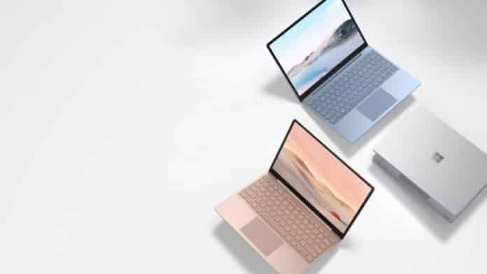 Microsoft Surface Laptop Go launched in India for ₹63,499 (~$870)