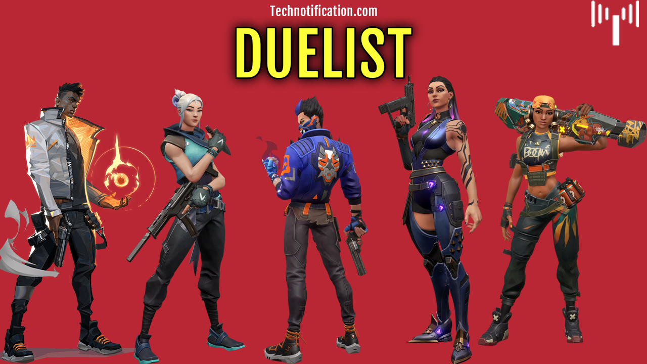 Valorant Guide: What are Duelists?