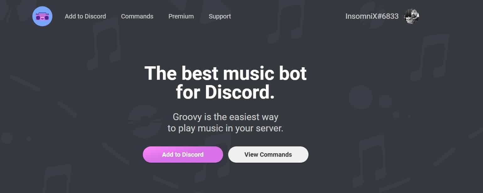 groovy best discord music bots