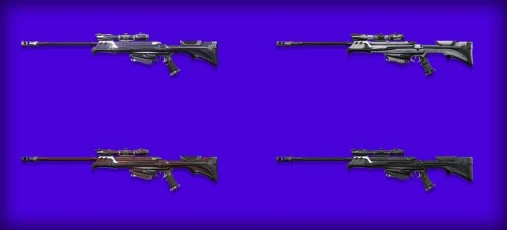 reaver operator skins