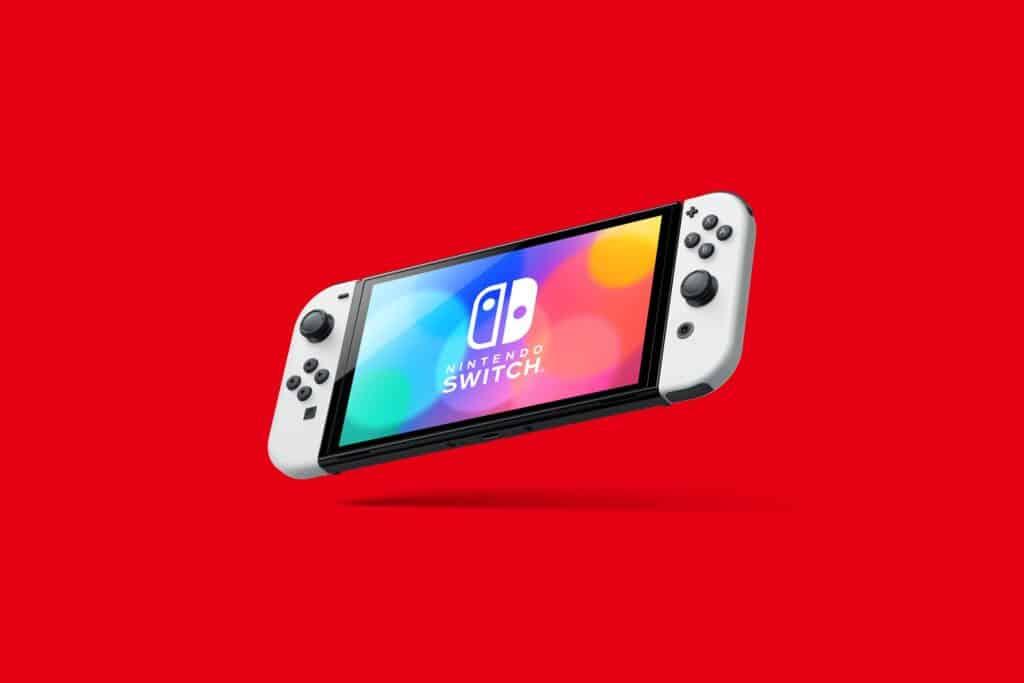 NintendoSwitchOLEDmode