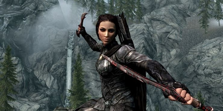 Best Skyrim Character Builds of All time