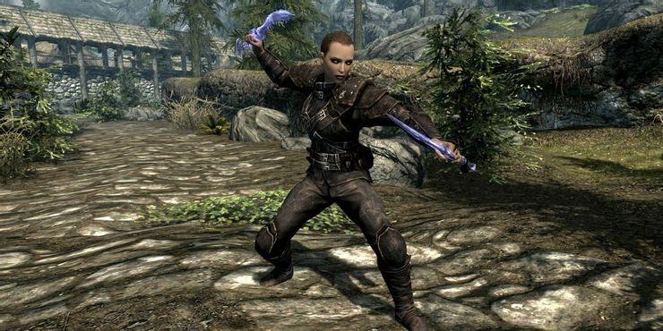 Dual Dagger Assassin