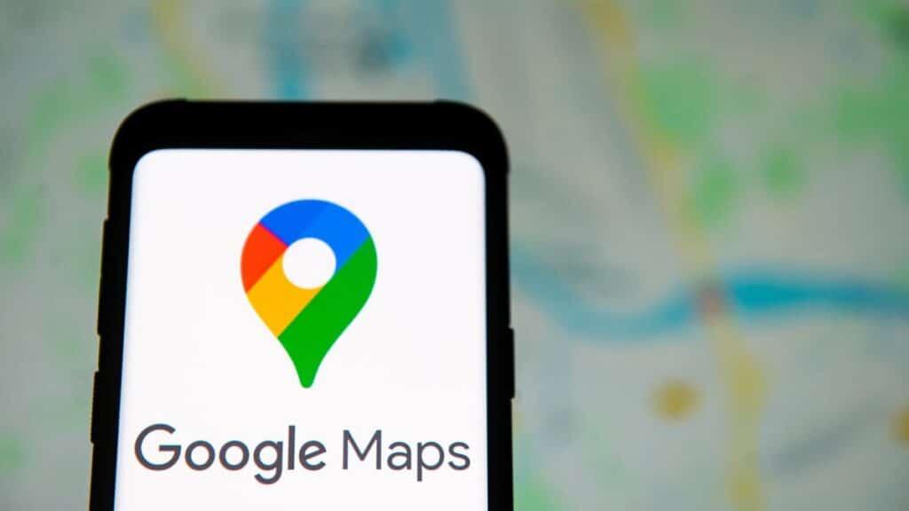Google Maps toll