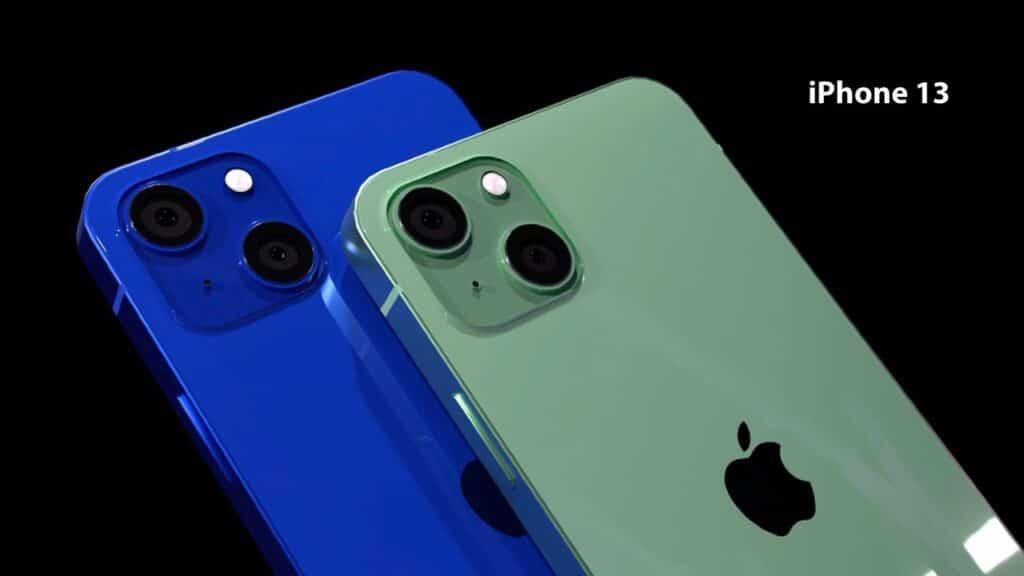 iPhone 13 leaks