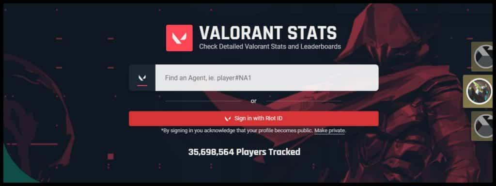 trackergg valorant tracker