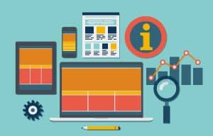 create a website for business
