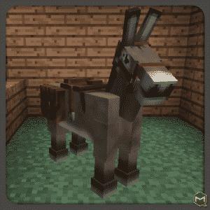 Donkeys - Best Horses in Minecraft