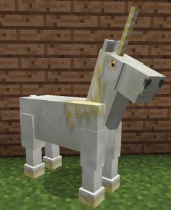 Unicorns Minecraft