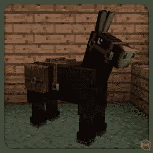 Minecraft Mules