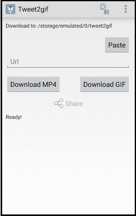 download gif from twitter android