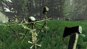 the forest best melee weapons
