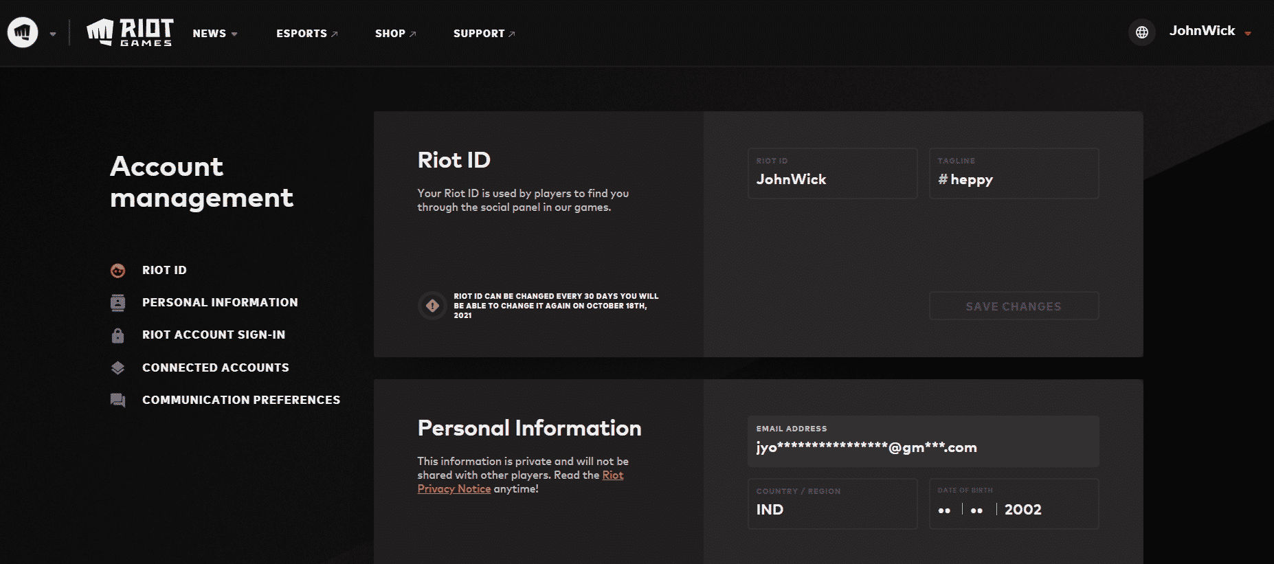 How To Change Your Riot Games ID And Username