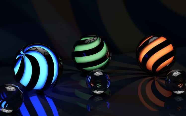 3D Theme Pack
